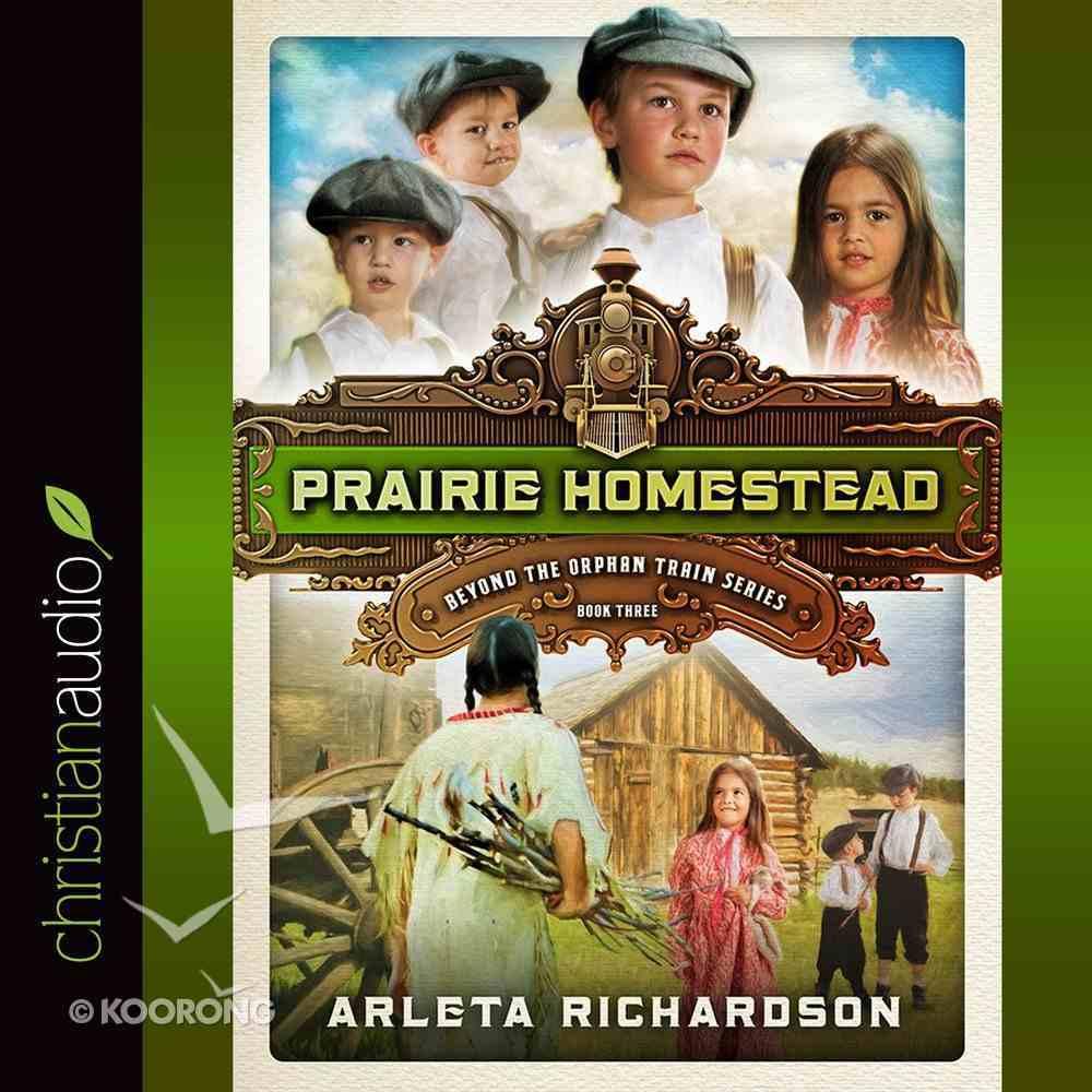 Prairie Homestead eAudio Book