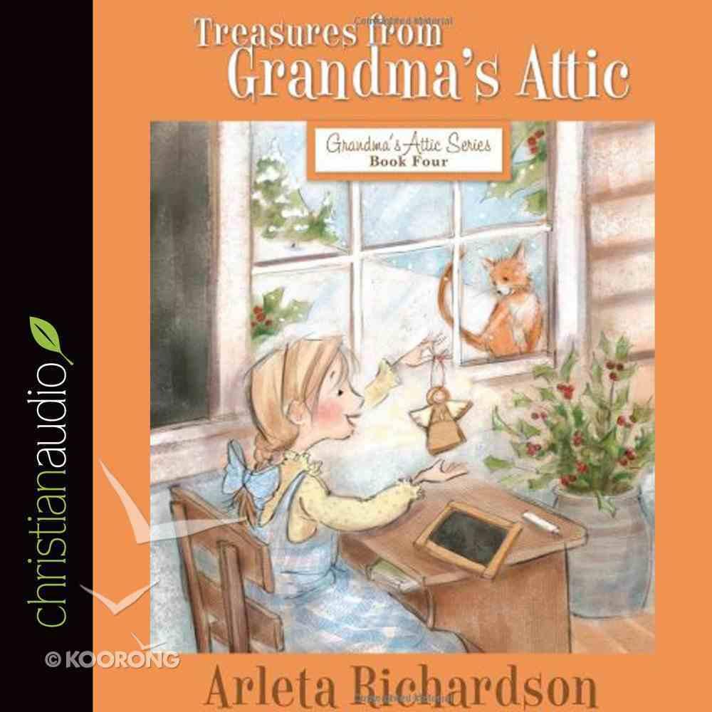 Treasures From Grandma's Attic eAudio Book