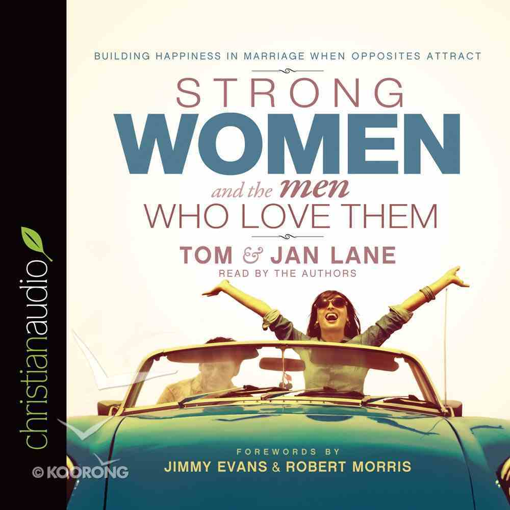 Strong Women and the Men Who Love Them (Unabridged, 5 Cds) CD