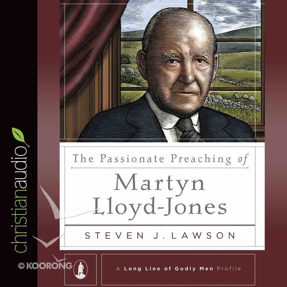 The Passionate Preaching of Martyn Lloyd-Jones eAudio Book