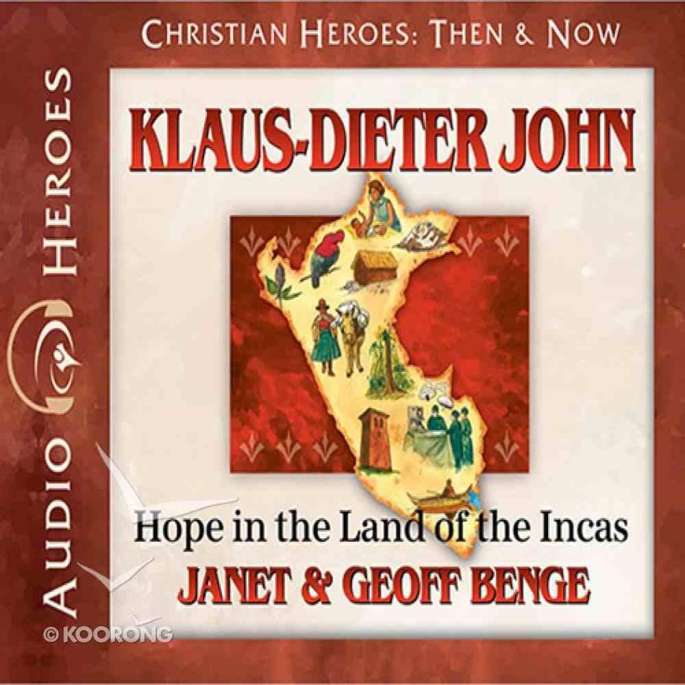Klaus-Dieter John eAudio Book