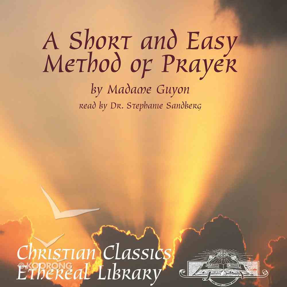 A Short and Easy Method of Prayer eAudio Book