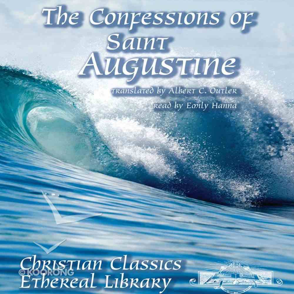 The Confessions of Saint Augustine eAudio Book