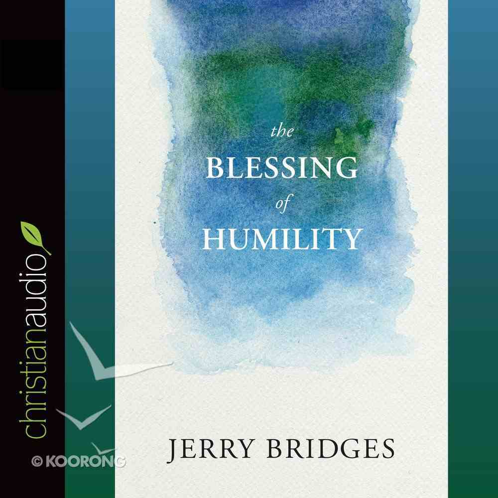 The Blessing of Humility (Unabridged, 3 Cds) CD