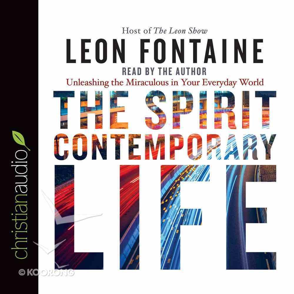 The Spirit Contemporary Life (Unabridged, 6 Cds) CD