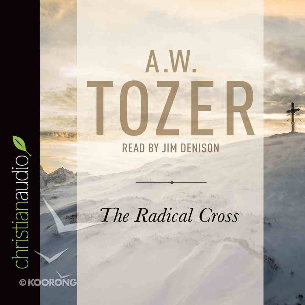 The Radical Cross eAudio Book