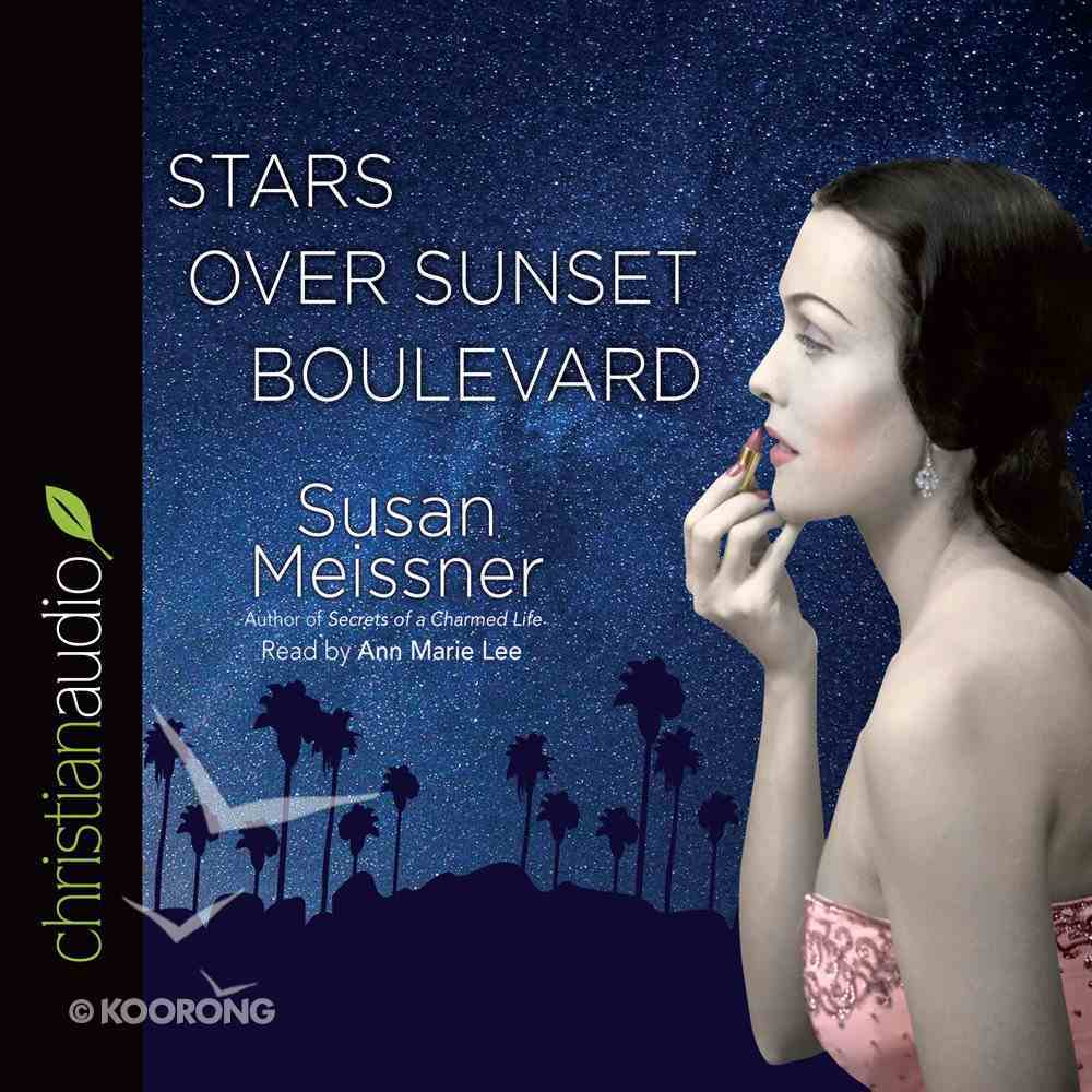 Stars Over Sunset Boulevard (Unabridged, 9 Cds) CD