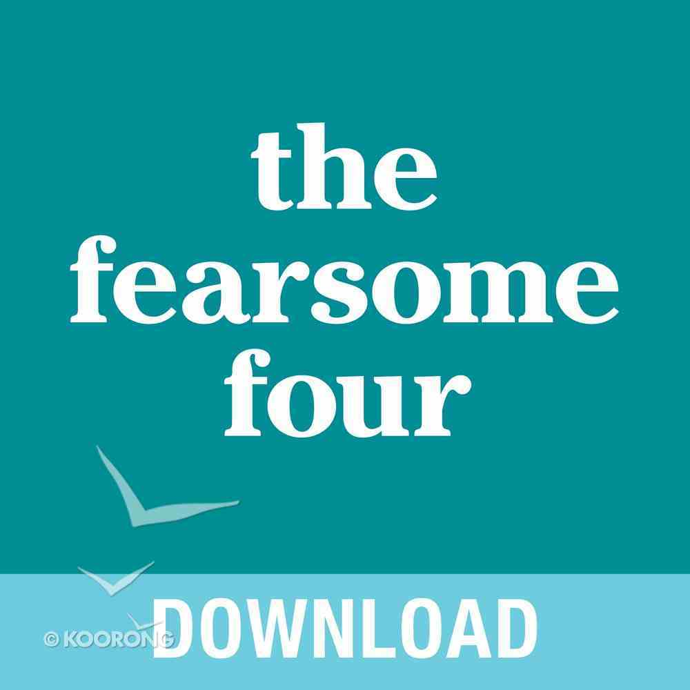 The Fearsome Four eAudio Book