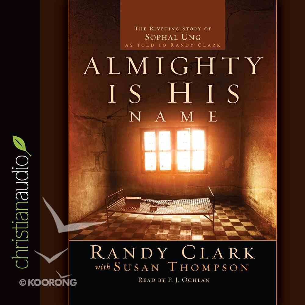 Almighty is His Name eAudio Book