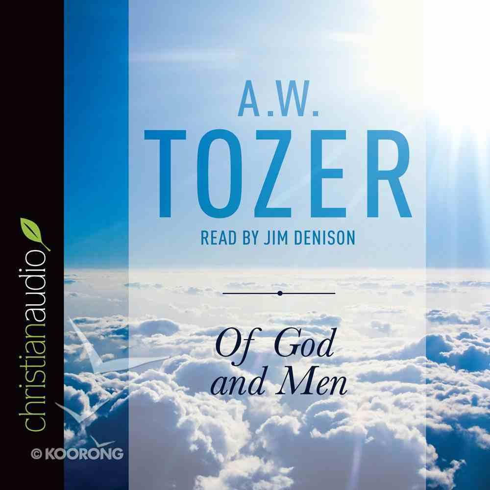 Of God and Men eAudio Book