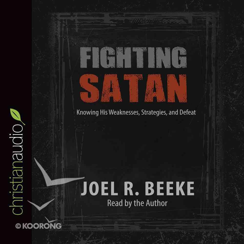 Fighting Satan eAudio Book