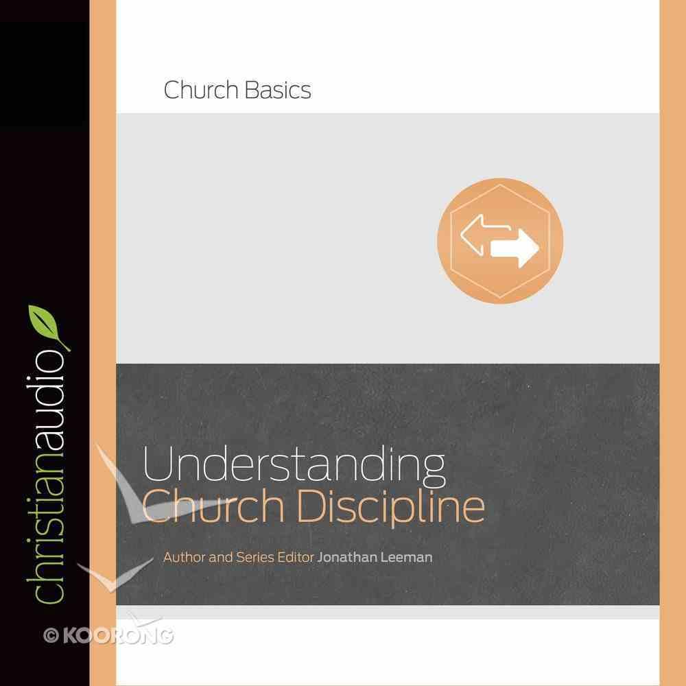 Understanding Church Discipline eAudio Book