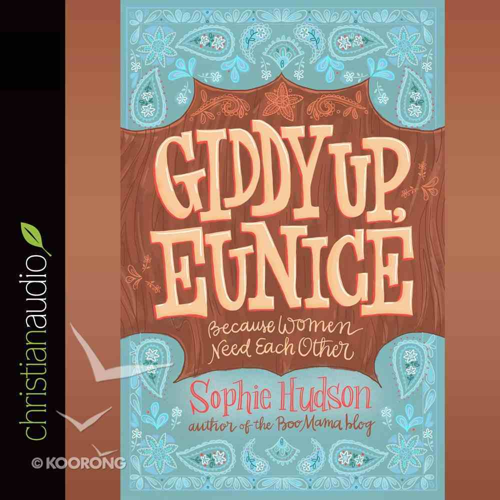 Giddy Up, Eunice eAudio Book