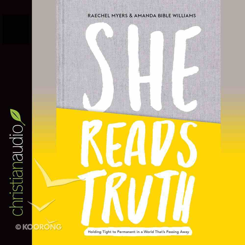 She Reads Truth eAudio Book