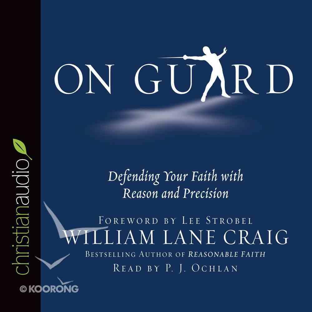 On Guard eAudio Book