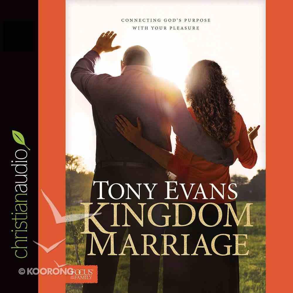 Kingdom Marriage (Unabridged, 6 Cds) CD