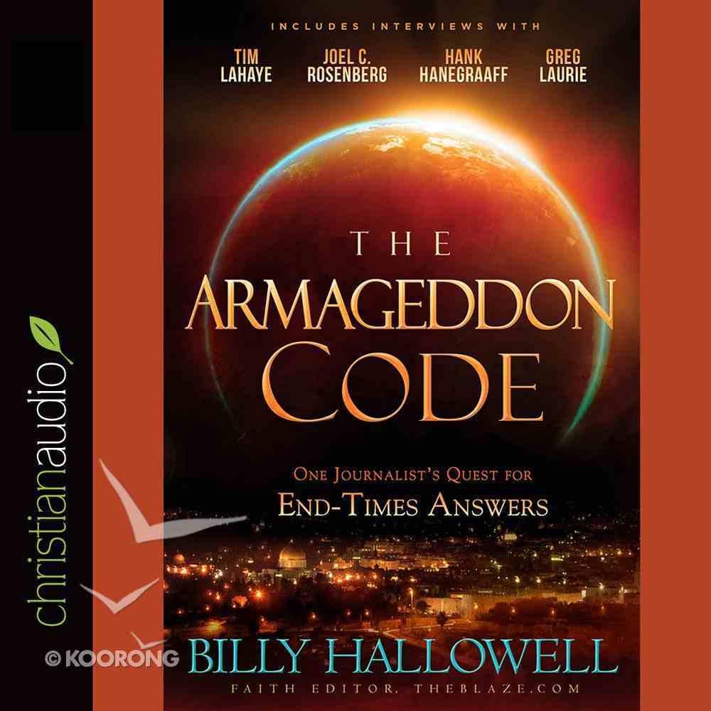 The Armageddon Code (Unabridged, 6 Cds) CD