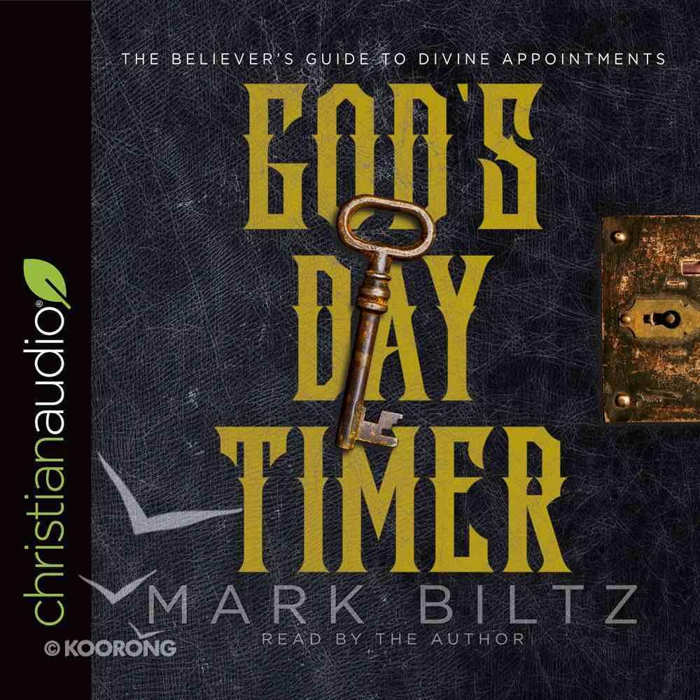 God's Day Timer (Unabridged, 6 Cds) CD