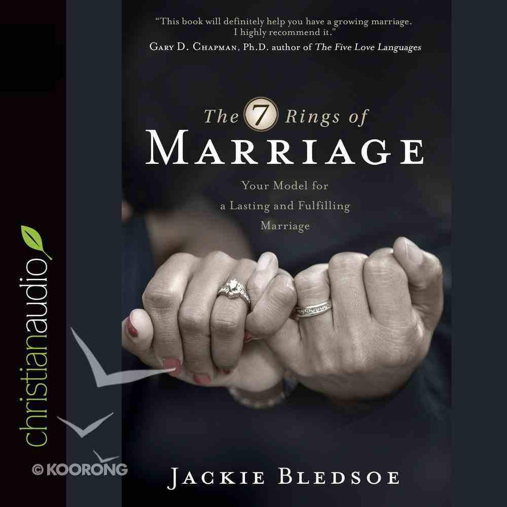 The Seven Rings of Marriage eAudio Book