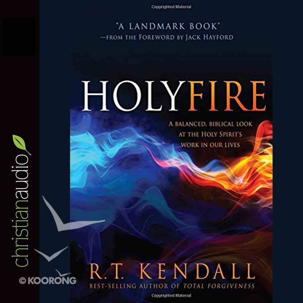 Holy Fire eAudio Book