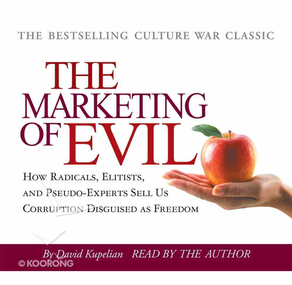 The Marketing of Evil eAudio Book