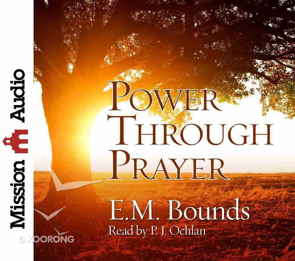 Power Through Prayer eAudio Book