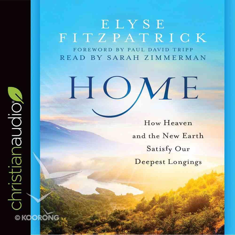 Home (Unabridged, 7 Cds) CD