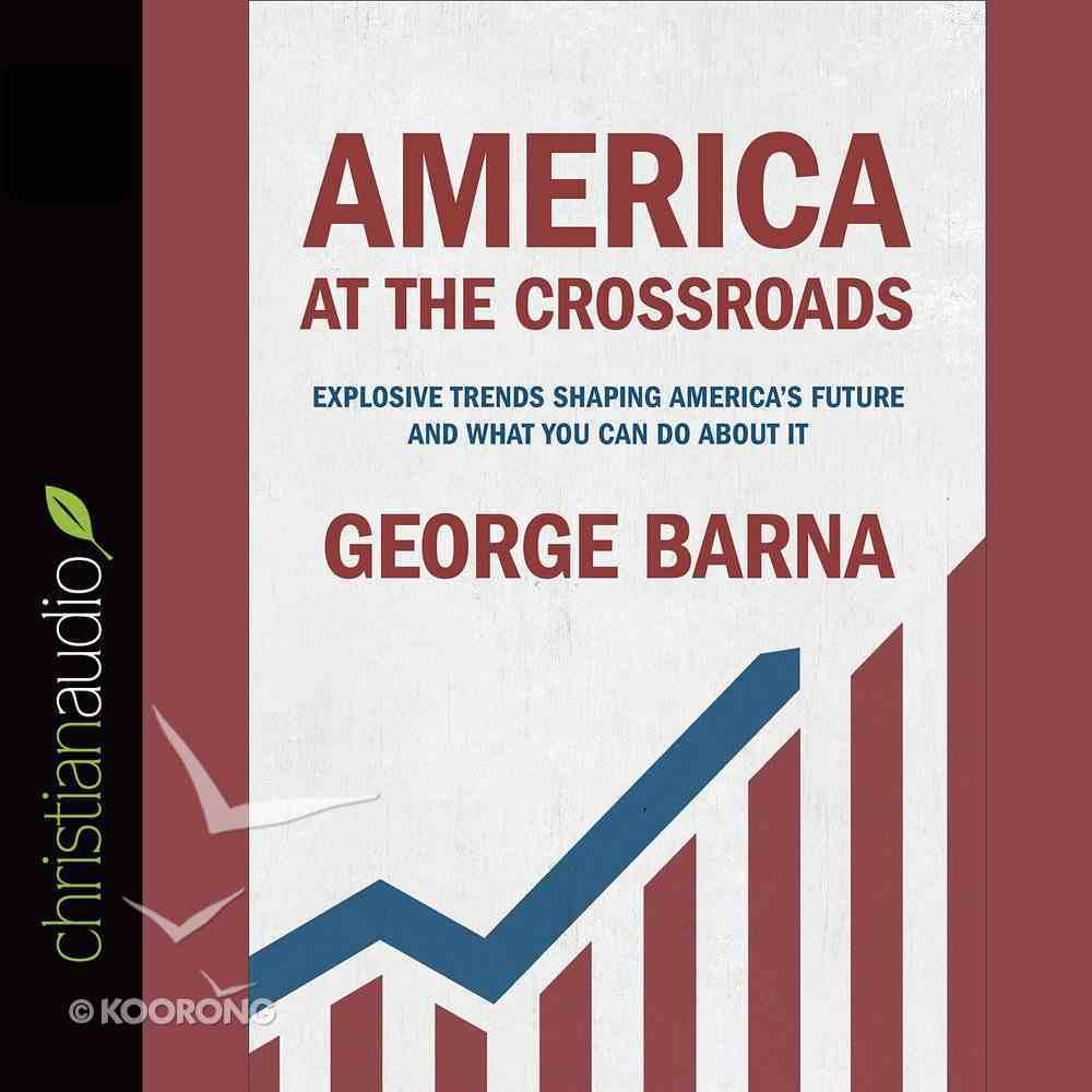 America At the Crossroads eAudio Book