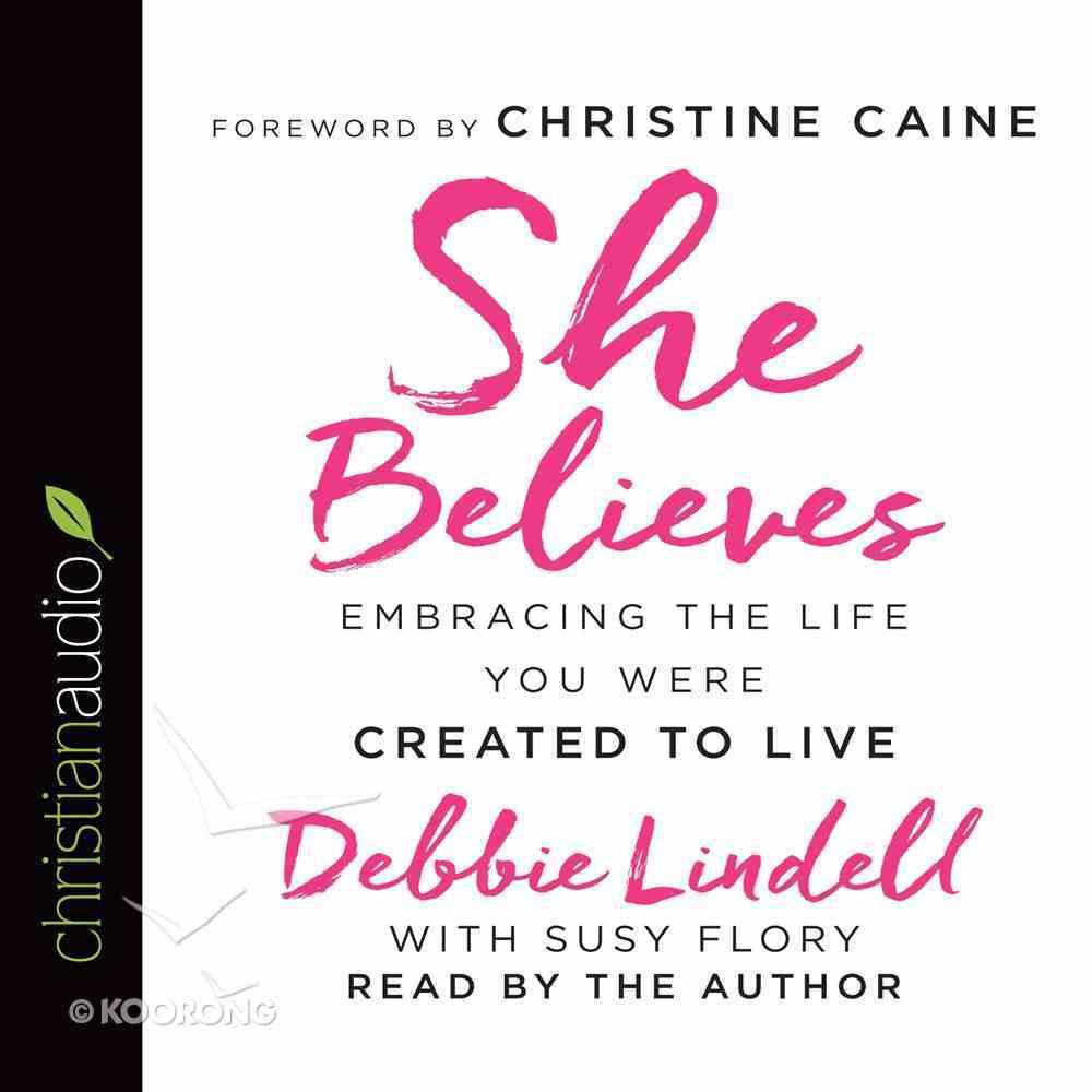 She Believes eAudio Book