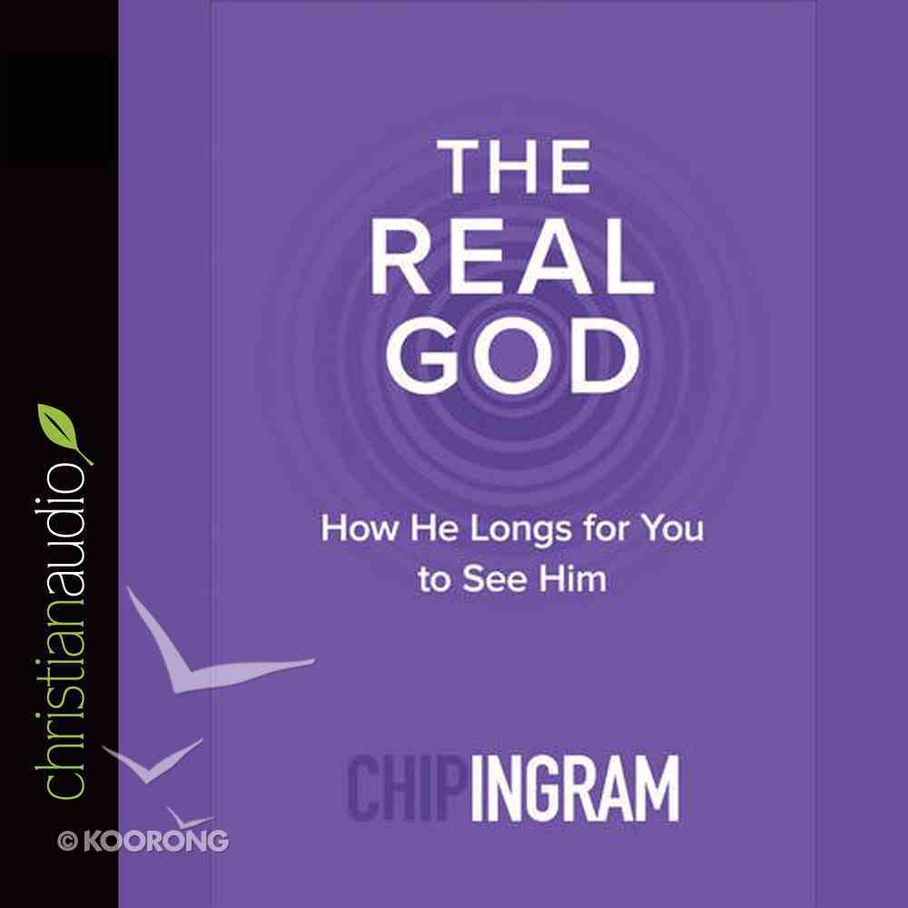 The Real God eAudio Book
