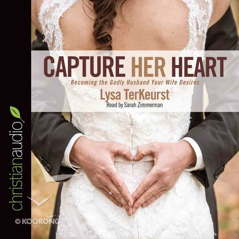 Capture Her Heart (Unabridged, 3 Cds) CD