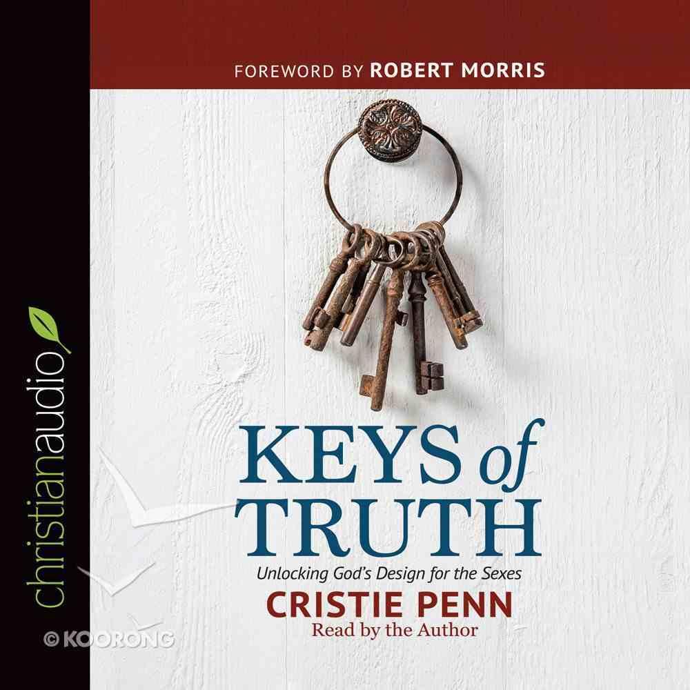 Keys of Truth eAudio Book