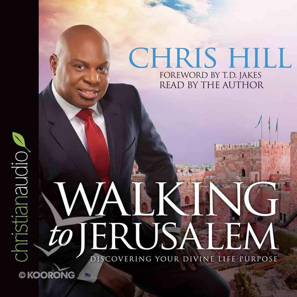 Walking to Jerusalem eAudio Book