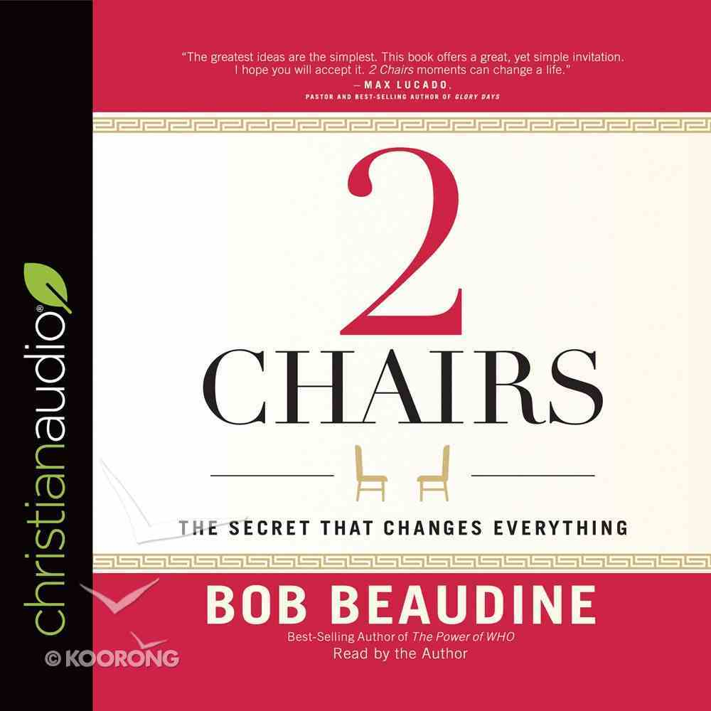 2 Chairs eAudio Book