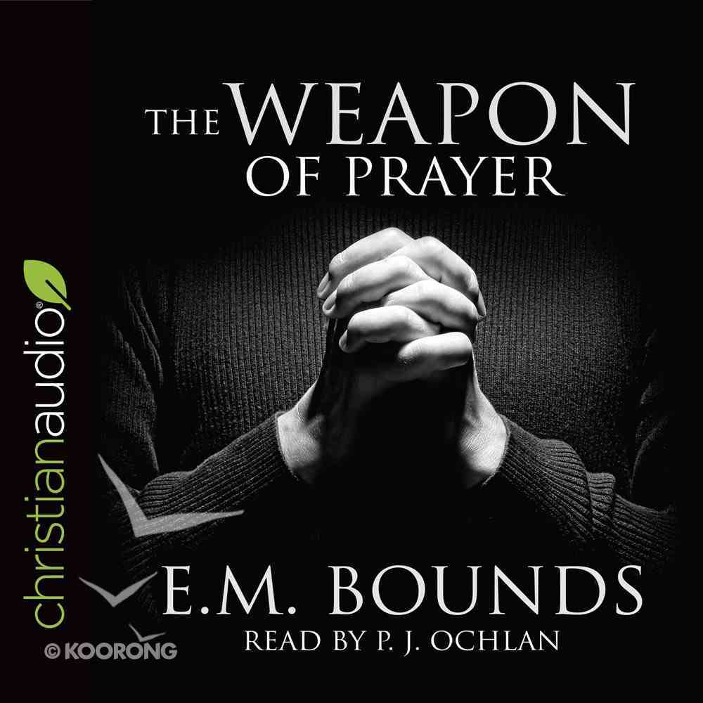 The Weapon of Prayer eAudio Book