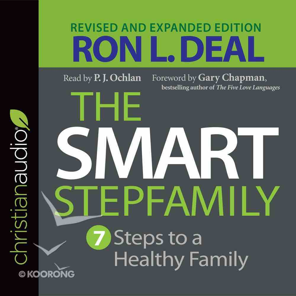 The Smart Stepfamily eAudio Book