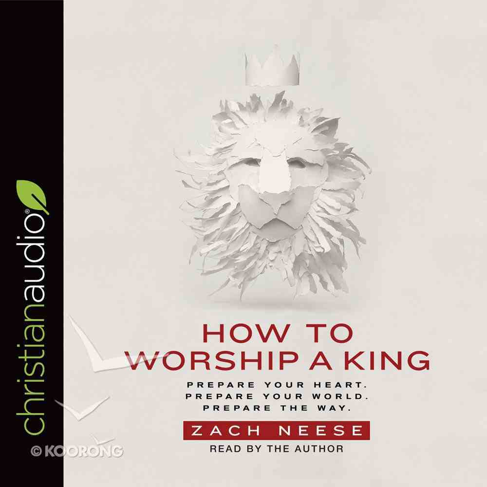 How to Worship a King eAudio Book