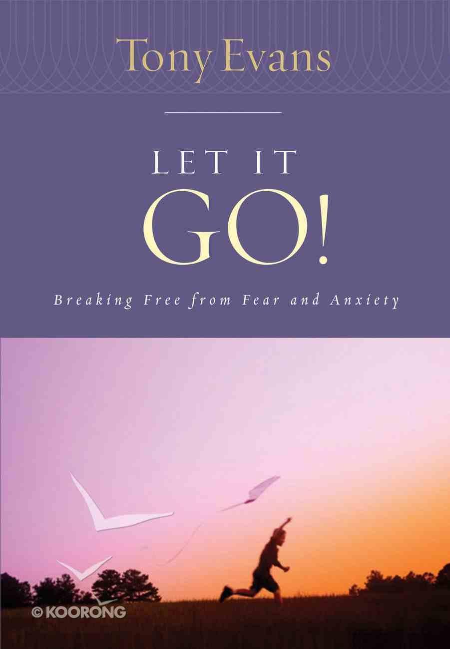 Let It Go! Paperback