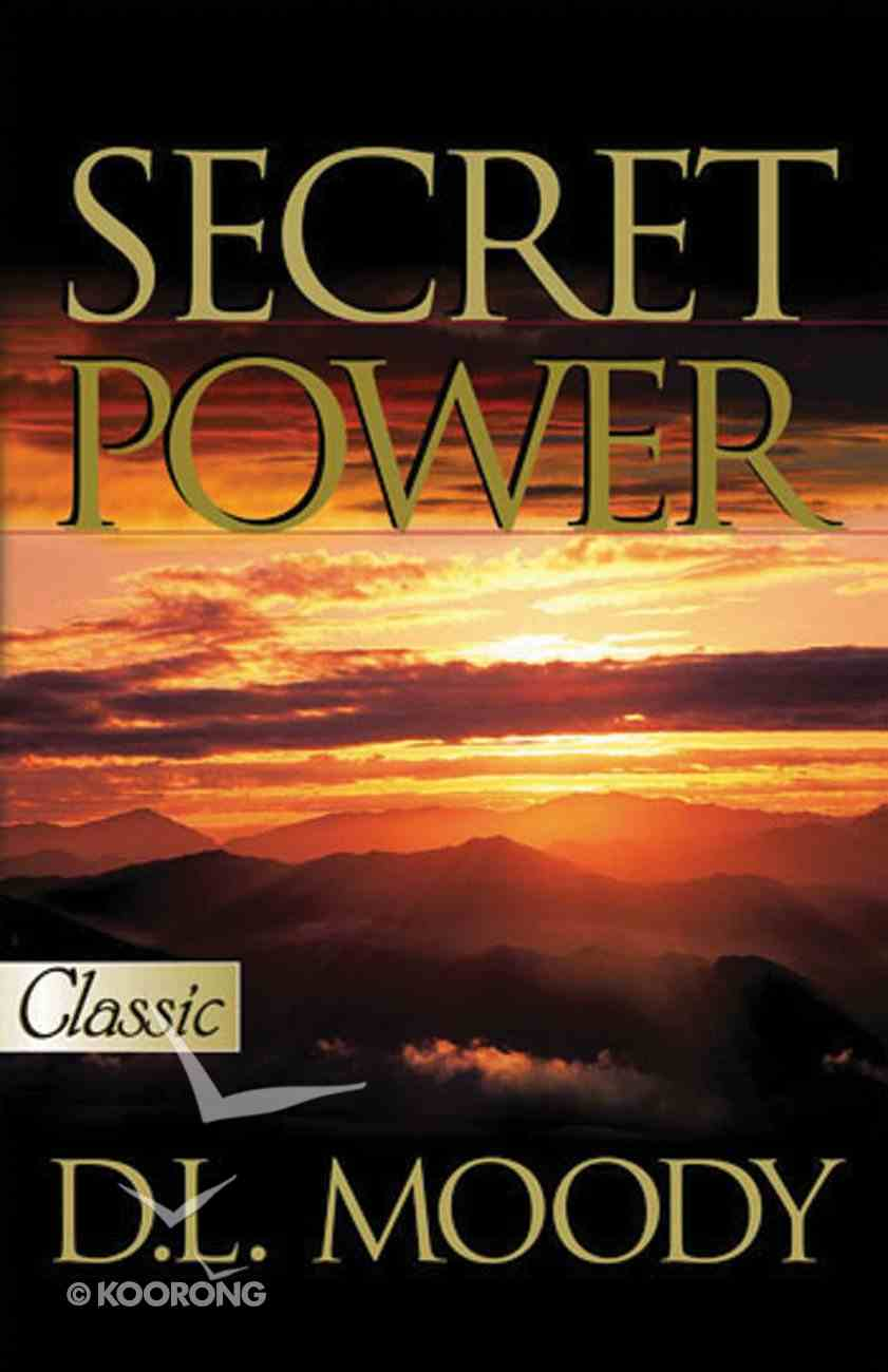 Secret Power Paperback