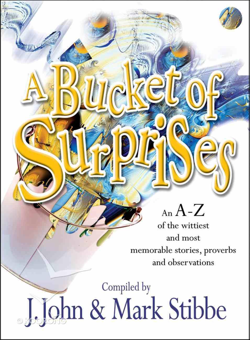 A Bucket of Surprises Paperback
