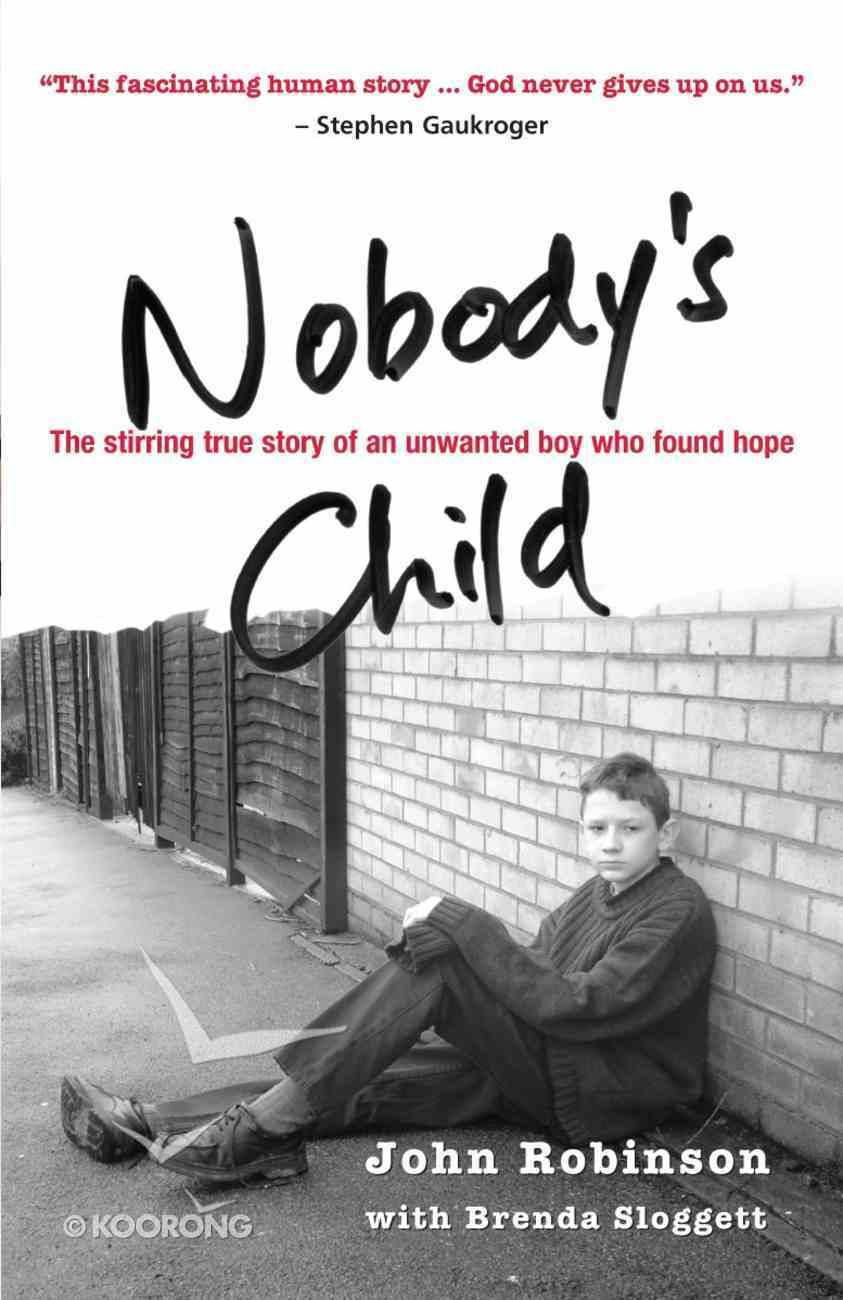 Nobody's Child Paperback