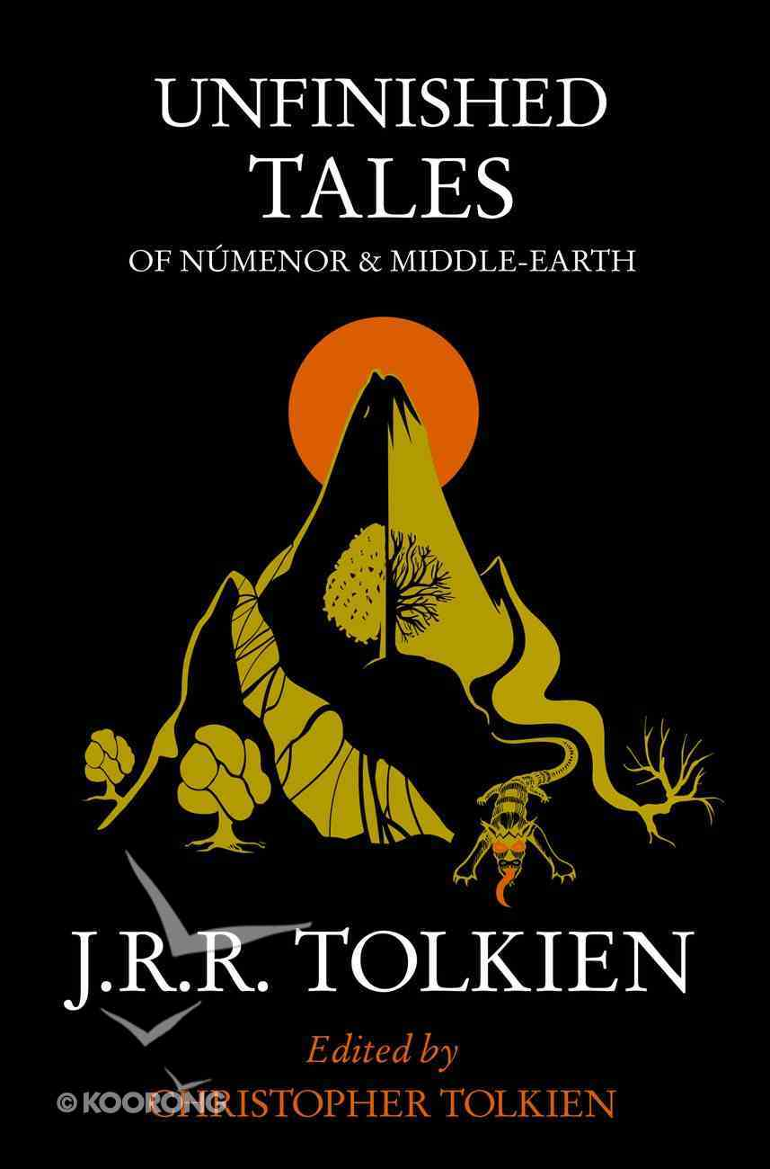 Unfinished Tales eBook