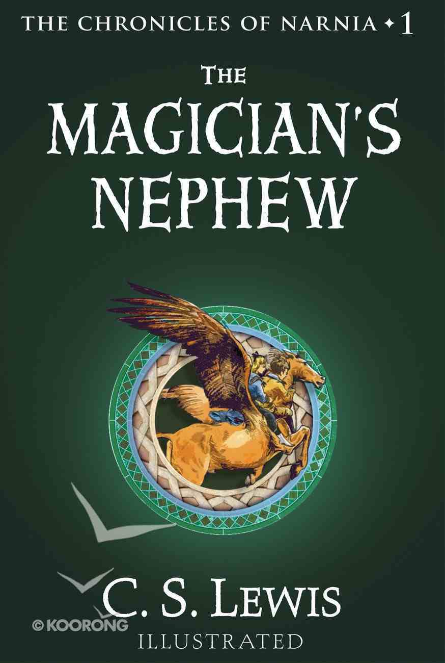 The Magician?S Nephew  (The Chronicles of Narnia, Book 1) (#01 in Chronicles Of Narnia Series) eBook