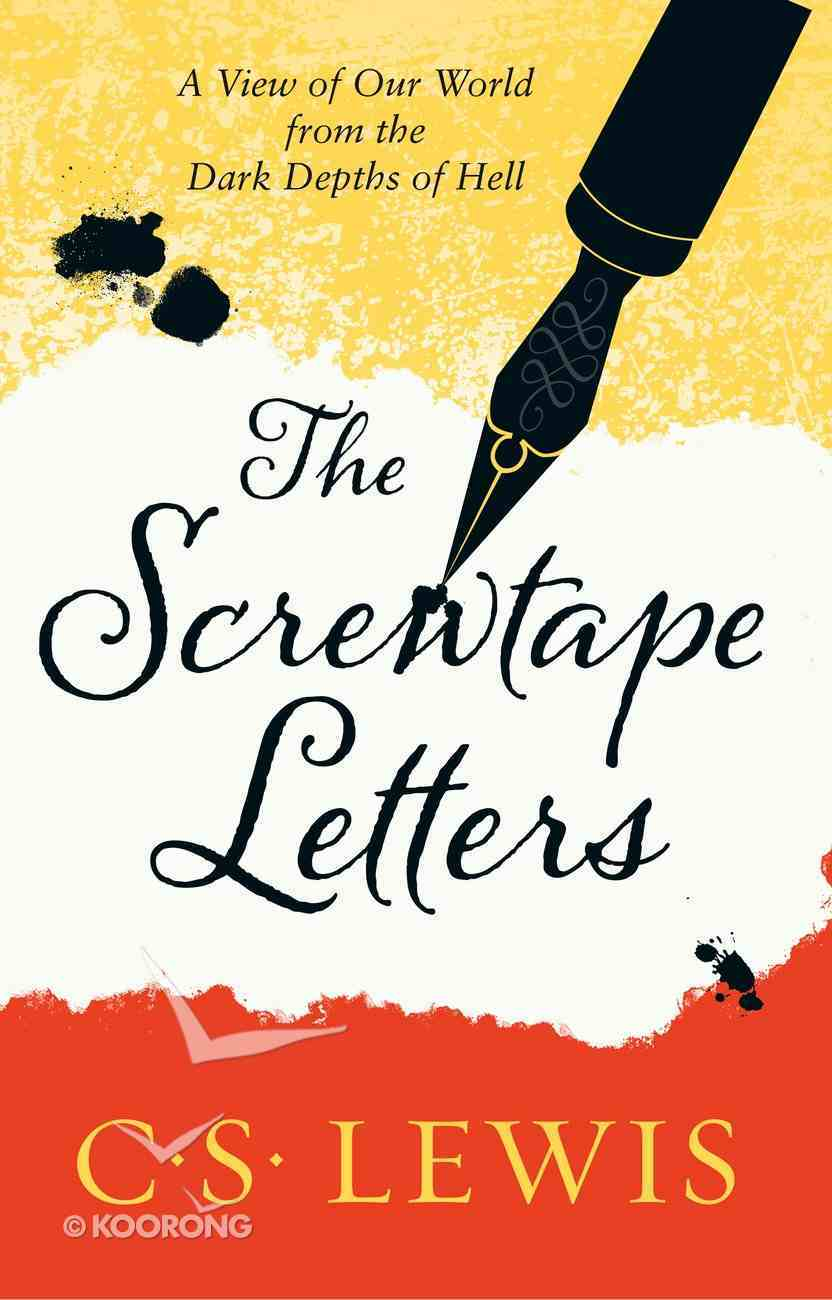 The Screwtape Letters (60th Anniversary Edition) eBook