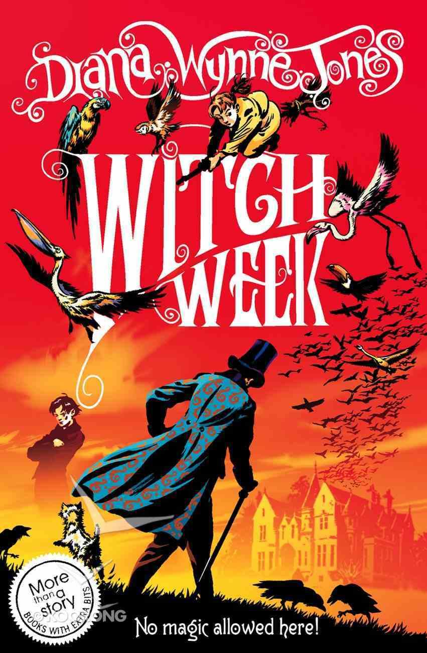 Witch Week (The Chrestomanci Series, Book 3) eBook