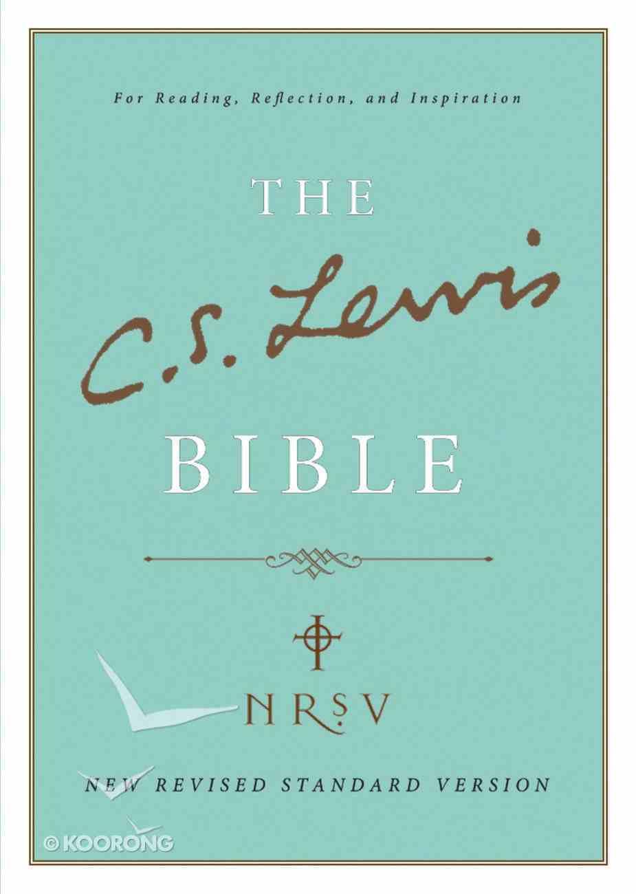 NRSV C S Lewis Bible eBook
