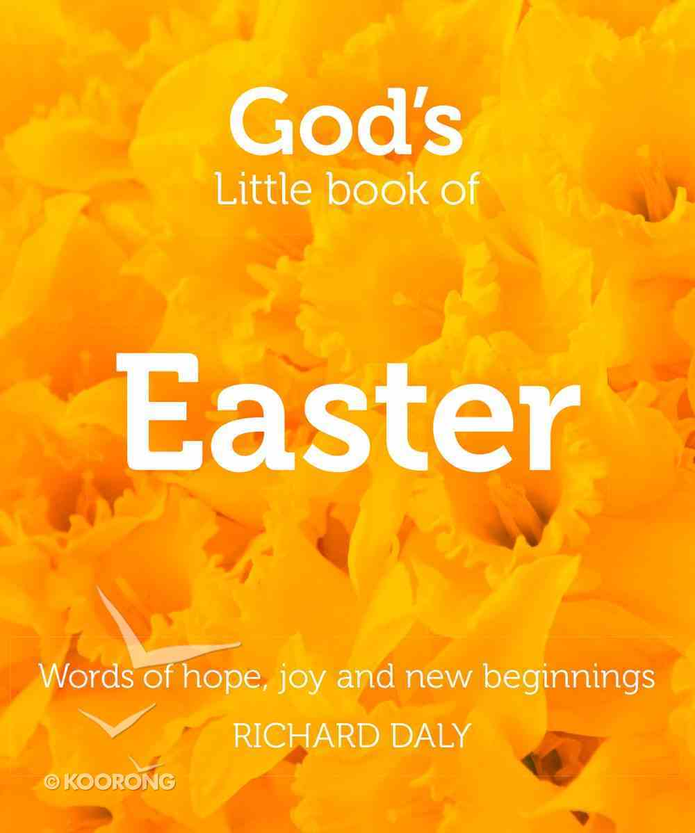 Words of Hope, Joy and New Beginnings (God's Little Book Series) eBook