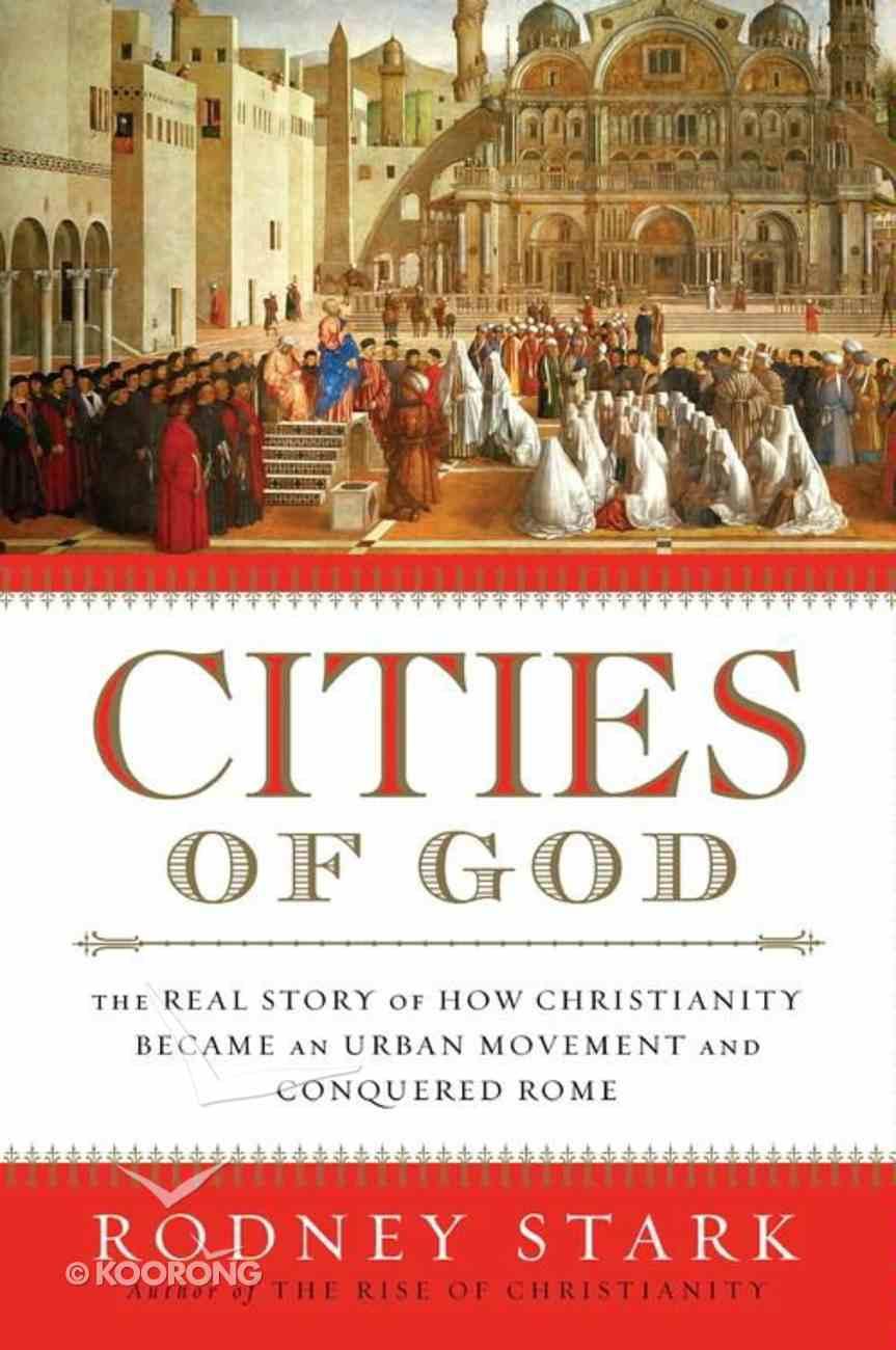 Cities of God eBook