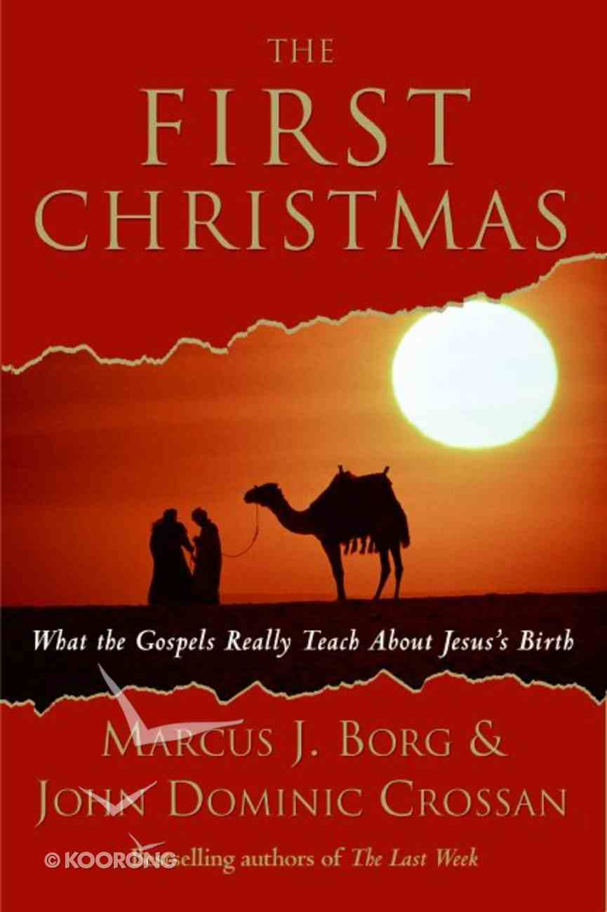 The First Christmas eBook