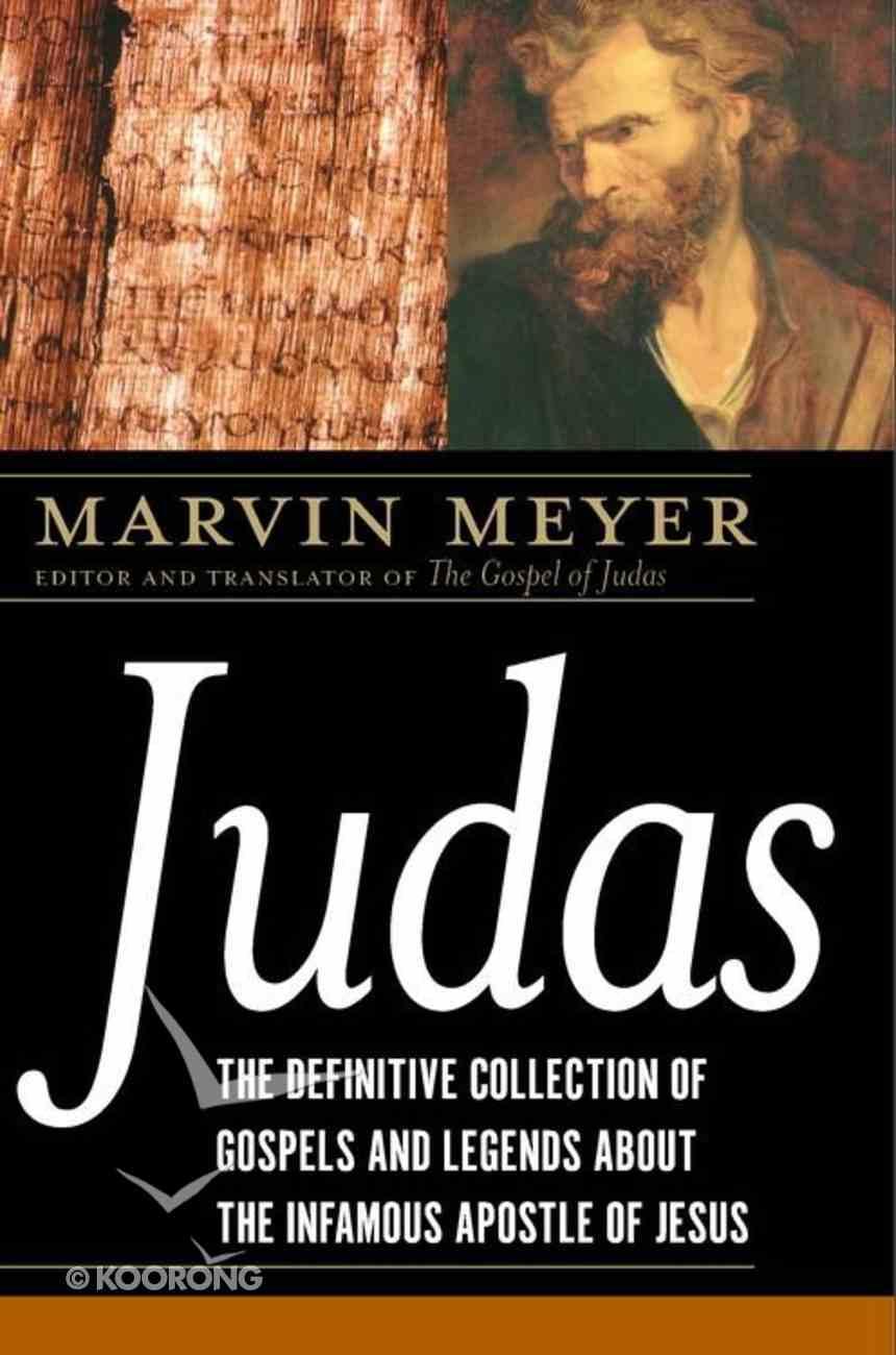 Judas eBook